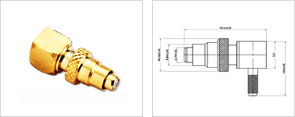 HOOK LOCK Plug for Automobile Connector 이미지