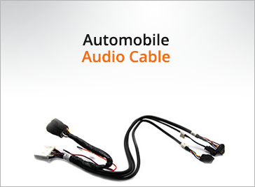 Automobile Audio Cable
