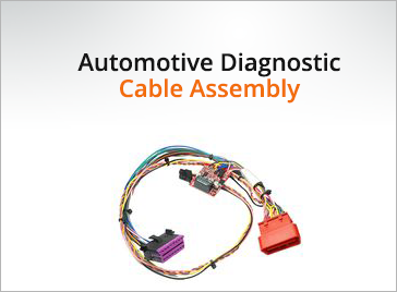Automotive Diagnostic Cable Assembly